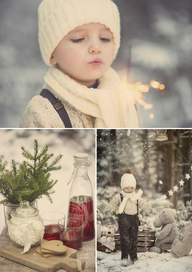 S-photo.se | Fotograf Sandra Viklund » Porträtt, barn, familj, bröllop  Christmas and winter photography.