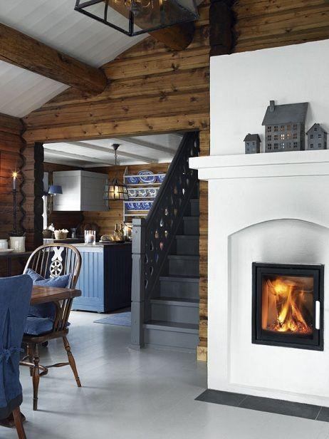 stylish-scandinavian-cottage-interior-log-cabin-design-Norway (4)