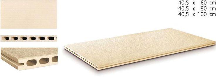 FRONTEK - это новое поколение вентилируемых фасадов, состоящих из уникальных керамических частей большого формата, изготовленных методом экструзии.