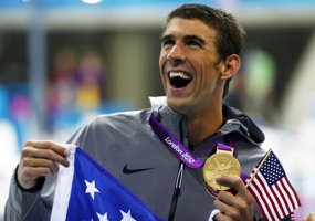 Michael Phelps becomes most decorated Olympian of all time