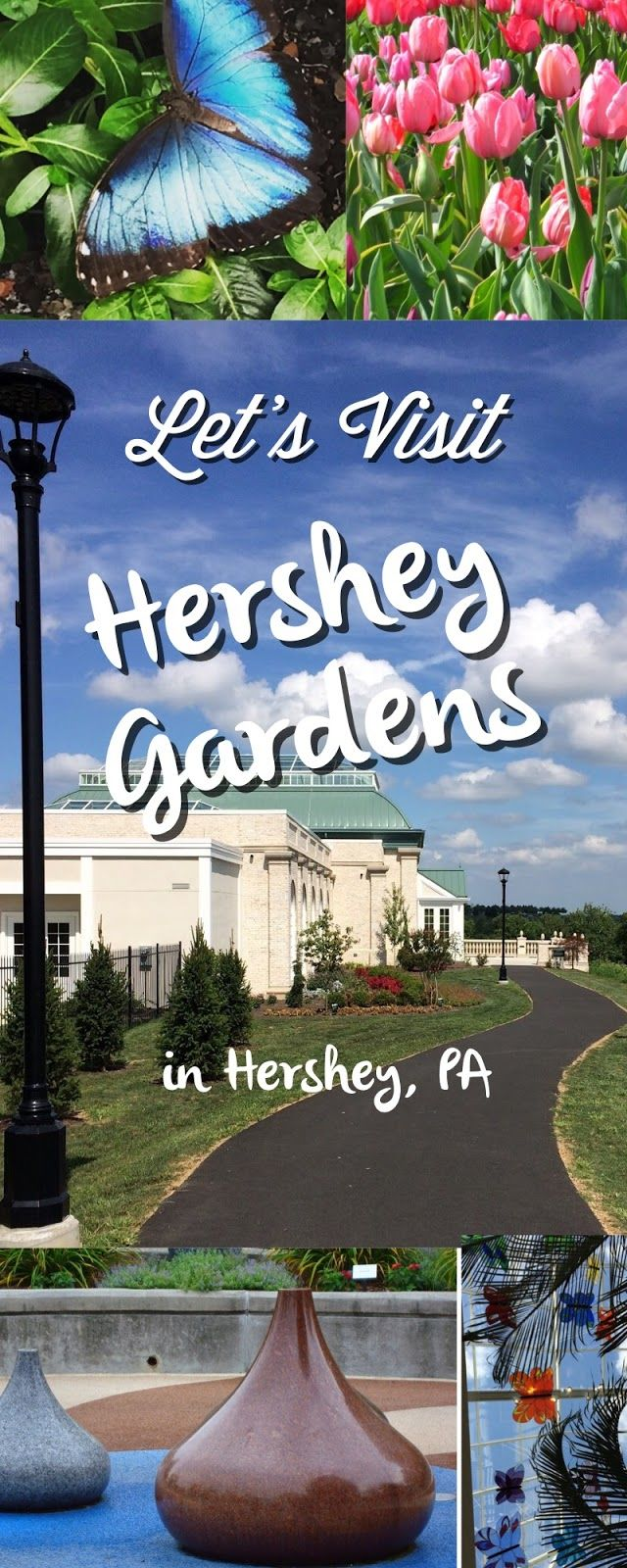 The Jersey Momma: Let's Visit Hershey Gardens: A Jersey Momma Review