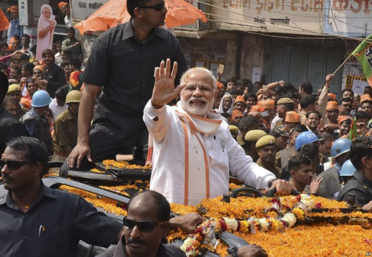 NEW DELHI — Early counting Saturday in India's most populous state showed Prime Minister Narendra Modi's party leading in the country's most important electoral test since the 2014 general election. If the Bharatiya Janata Party does wrest control of Uttar Pradesh it would be an endorsement #Early, #Election, #In, #Indias, #Largest, #Leads, #Modi, #PM, #Results, #State