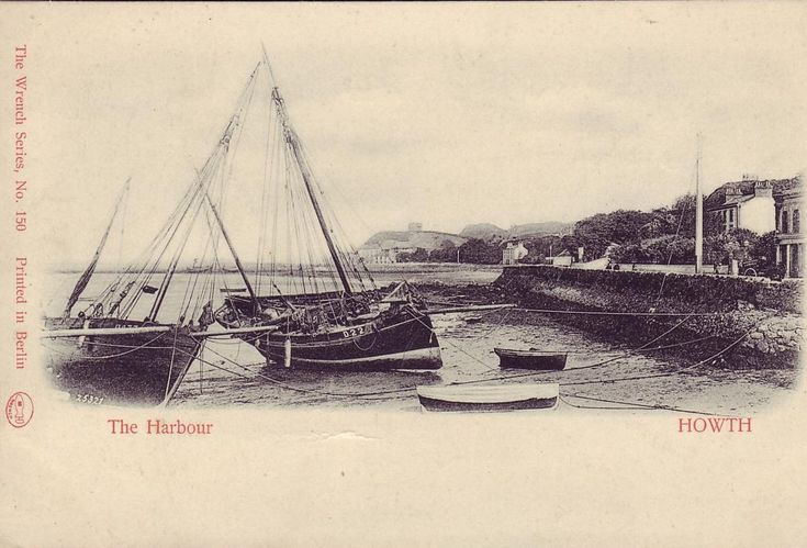 Howth harbour, Howth (no date)