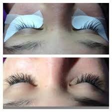 Image result for mink vs silk eyelash extensions chart