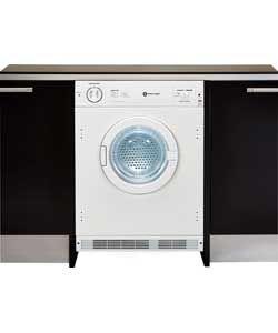 Buy White Knight C8317WV Integrated Tumble Dryer - White at Argos.co.uk, visit Argos.co.uk to shop online for Integrated tumble dryers, Tumble dryers
