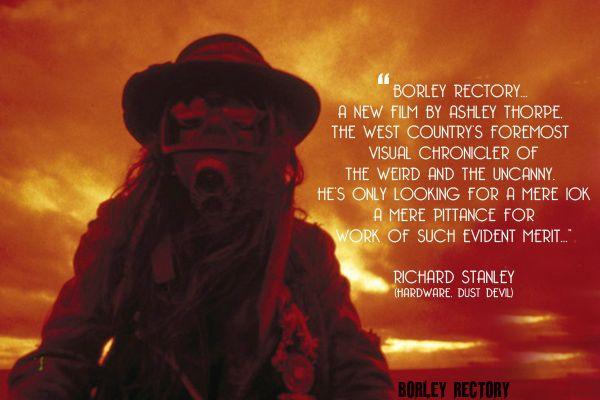 Richard Stanley on Carrion Films!