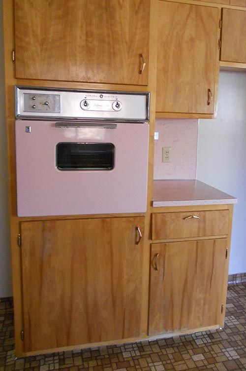 Vintage General Electric Wall Ovens ~ American beauties vintage stoves and refrigerators