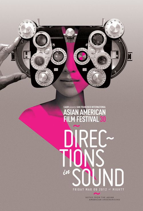 Asian American Film Festival. 3-9-2012  San Francisco. Ca.