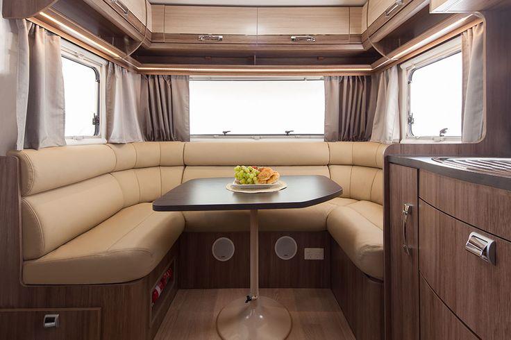 Silverline Caravan Interior 1