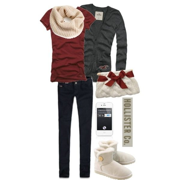 Hollister store clothes
