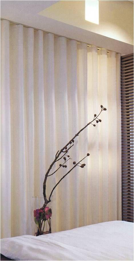 Great ripple fold curtains. De superbes rideaux ripple fold.