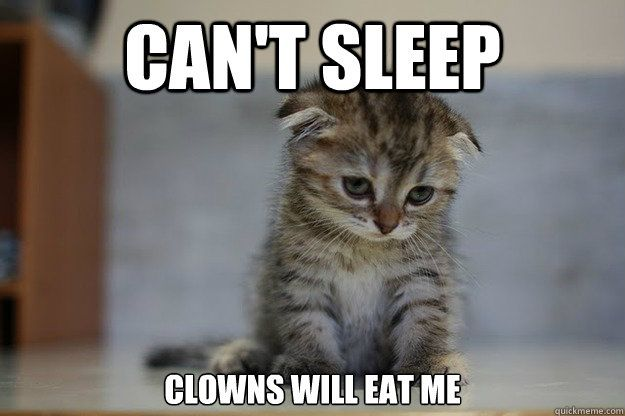 Community: 12 Very Sad Kittens That Never Quite Became A Meme