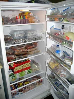 Few easy recipes to get started with freezer cooking freezer meals
