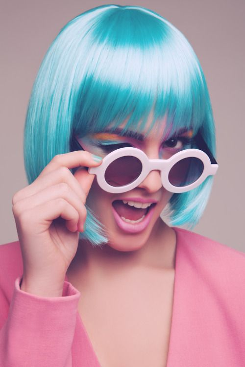 My Latest Photo-shoot Inspired by Pastels! Find... - Karla Powell Make-up Artist
