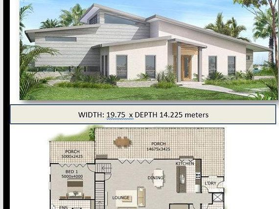 Sloping Land House Plans 386 M2 | Hillside | 3 Bed Room House Plans | Home  Plans For 3 Bedroom | Floor Plans 3 Bedroom | Design A Home