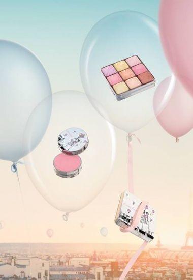 Lancome A dreamy pastel fantasy From Lancome with Love Spring 2016 Collection - Весенняя коллекция макияжа Lancome 2016 - Пастельные фантазии от Lancome с любовью — Отзывы о косметике — Косметиста