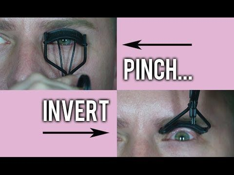 THE EYELASH CURLER TIP YOU DO & DON'T KNOW BUT SHOULD!