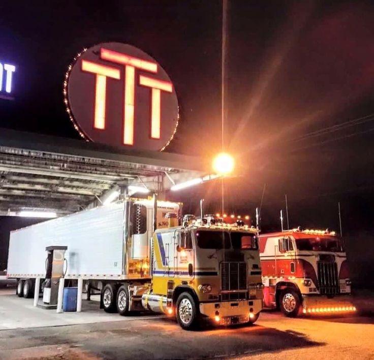 TTT Truckstop in Tucson AZ. Try the chicken fried steak it do not suck.