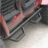 N-Fab Nerf-Steps for 07-16 Jeep Wrangler JK & JK Unlimited