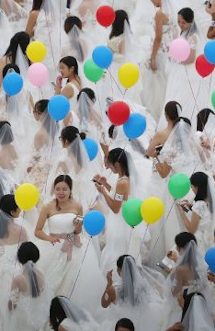 """Well educated, single women in their late 20s are called """"leftover women"""" in China"""