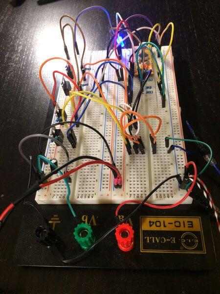 One Bridge to Rule Them All.  When you make it yourself, far below the specifications for the transistors, you will have a polarity switcher that will last you a lifetime. Literally -it will never fail when you use parts that can tolerate loads higher than are required… Morai Motion micro-linear actuators use 2.76W at full 20N load. An H-bridge for high-current applications – like this one – is NOT cheap if you buy it prebuilt.