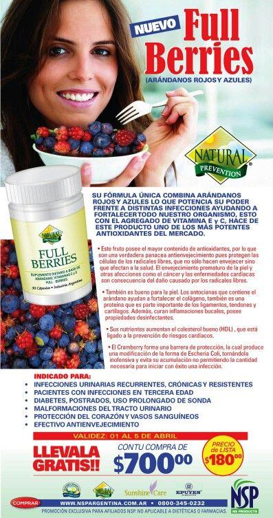 Full berries