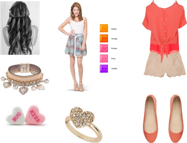 """""""martina stoessel"""" by giselle-i on Polyvore"""