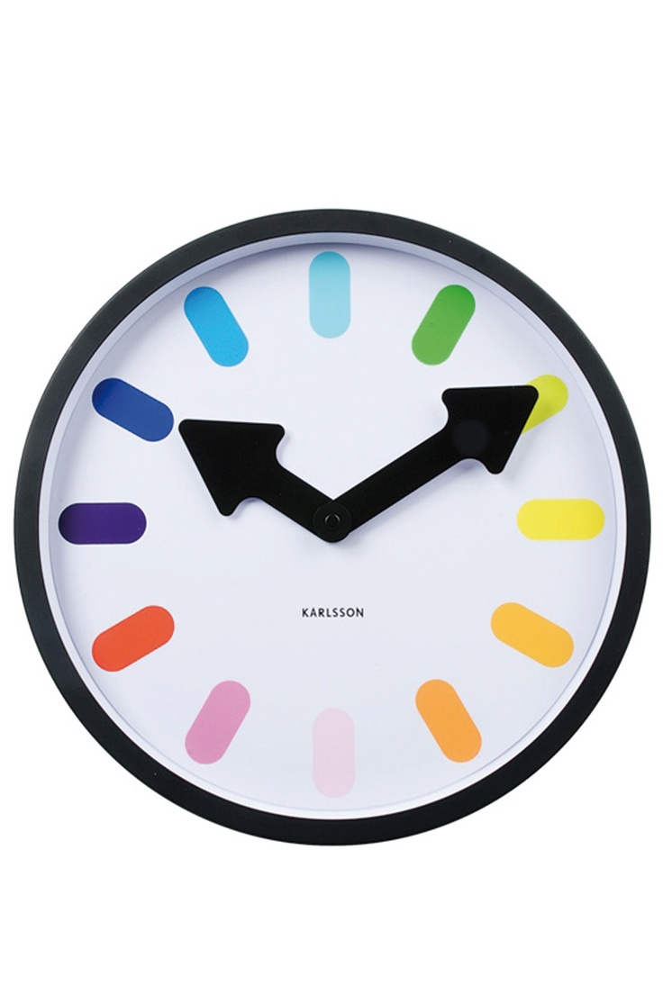 Horloge Pictogram Rainbow Karlsson pour Elle