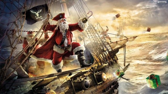 Santa Claus Wallpapers PC 2014 Merry Christmas