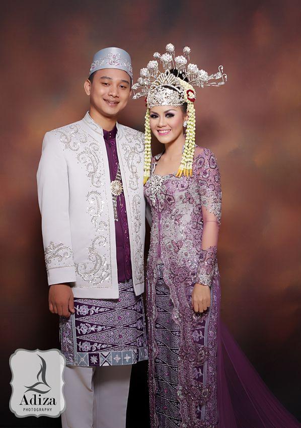 Betawi I Batavia Modern Wedding Outfit