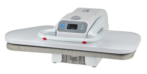 The #Kalorik Digital Fabric Steam Press is the ultimate solution for professional quality pressing in the comfort of your own home. Delivering dry-cleaners resul...