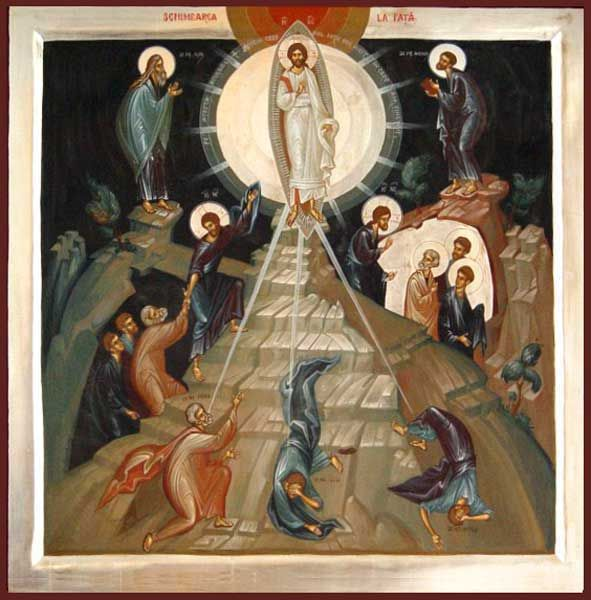 140 best Transfiguration icons images on Pinterest