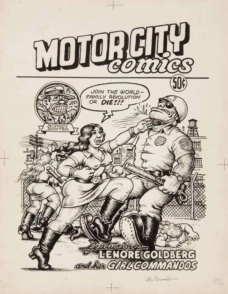 216 Best Comics 12 Robert Crumb Images On Pinterest -4052