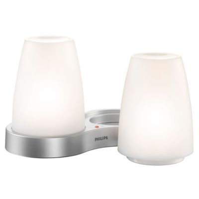 Imageo TableLights - White by Philips| Concept Candie Interiors