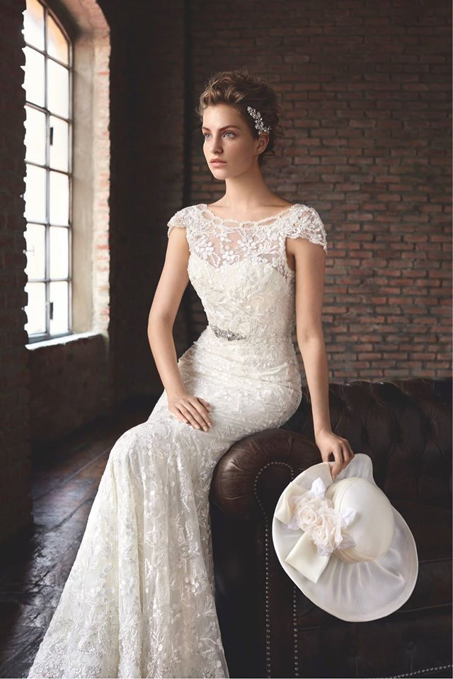 Lusan Mandongus 2016 wedding dresses : http://www.itakeyou.co.uk/wedding/lusan-mandongus-2016-wedding-dresses #weddinggowns