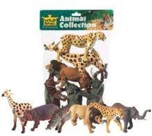African Animals Polybag Wild Republic   www.minizoo.com.au