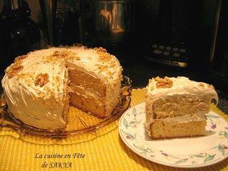 Je n'ai pas le mot juste pour vous dire à quel point ce gâteau est délicieux, il faut l'essayer!!! Gâteau suprême délice à l'ér...