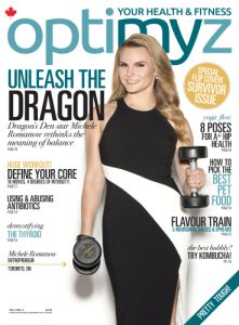 Michele Romanow, Dragon's Den, Define your core, thyroid, using and abusing antibiotics, entrepreneur, hi health, the best pet food, kombucha
