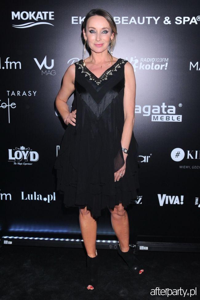 Dorota Williams na Fashion Designer Awards