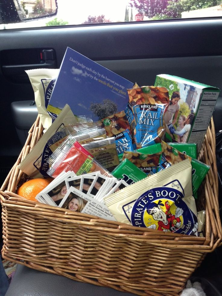 Gift Basket for Accountants | Pop by Gift Ideas ...