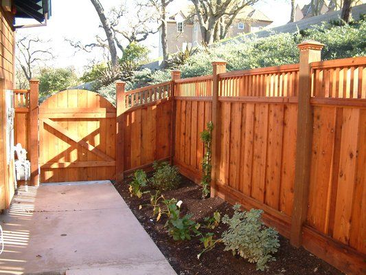 17 Best Images About Redwood Fences On Pinterest Tongue