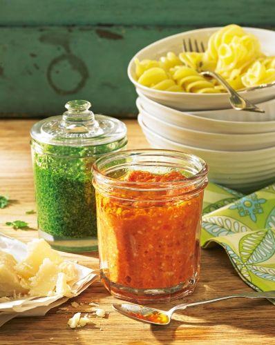 So könnt ihr Pesto ganz einfach selber machen