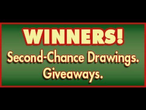 Hoosier Lottery Second Chance Promotion Scratch Off Winner - http://LIFEWAYSVILLAGE.COM/lottery-lotto/hoosier-lottery-second-chance-promotion-scratch-off-winner/