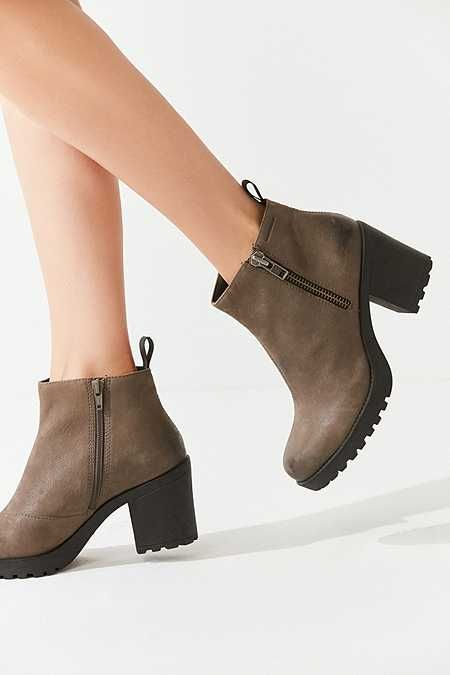 Vagabond Grace Zip Ankle Boot