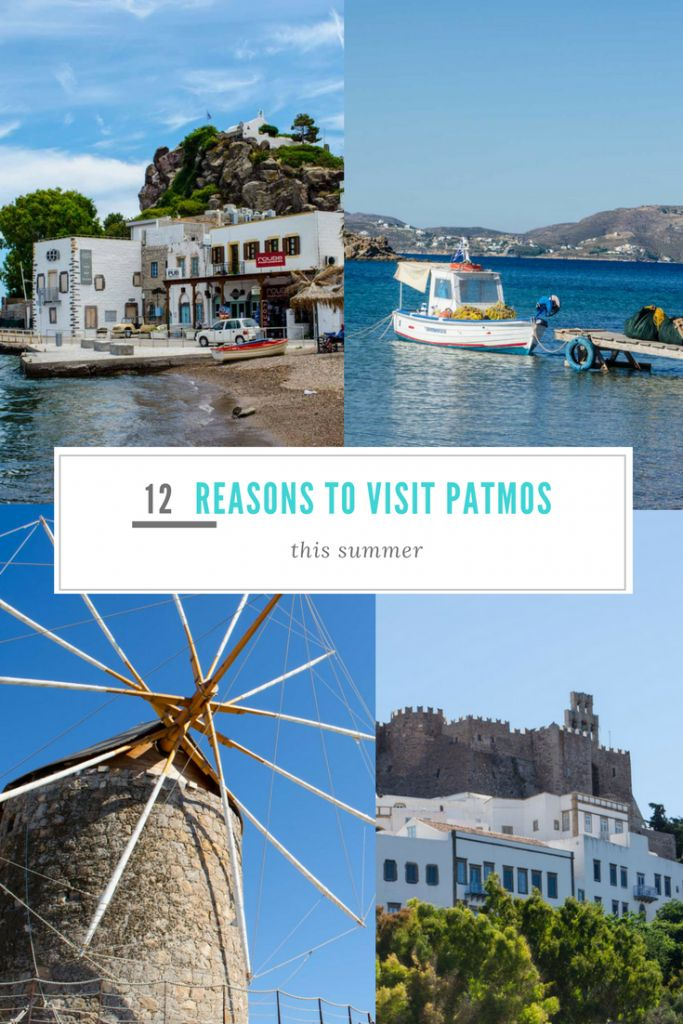 12 Reasons to Visit Patmos - Passion for Greece