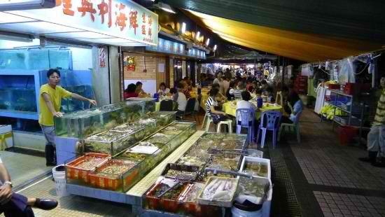 Sai Kung Seafood Street - New Territories, Hong Kong