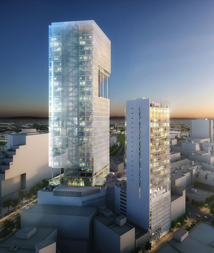 105 best building images on pinterest architecture skyscrapers richard meier unveils tower development in mexicoreforma towers image courtesy of richard meier partners sciox Images