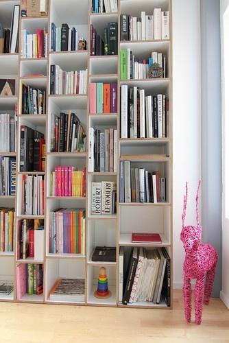 Boko Bookshelf - modern - bookcases cabinets and computer armoires - ottawa - by Handwerk Interiors