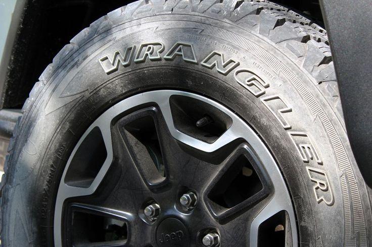 Fanáticos de cada parte de ti, querido Wrangler Rubicon #Jeep