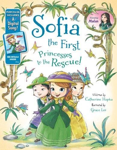 Disney Jr. Sofia the First Princesses to - Purchase Includes a Digital Song!